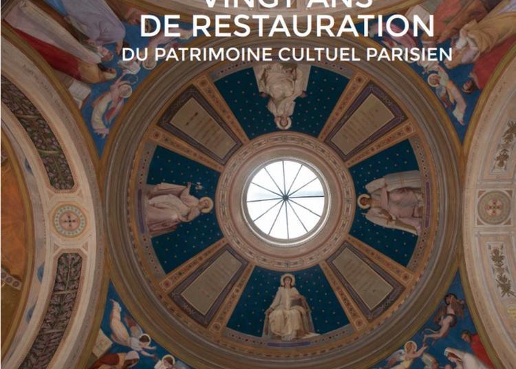 Exposition Patrimoine Au Square De La Tour Saint-jacques à Paris 4ème