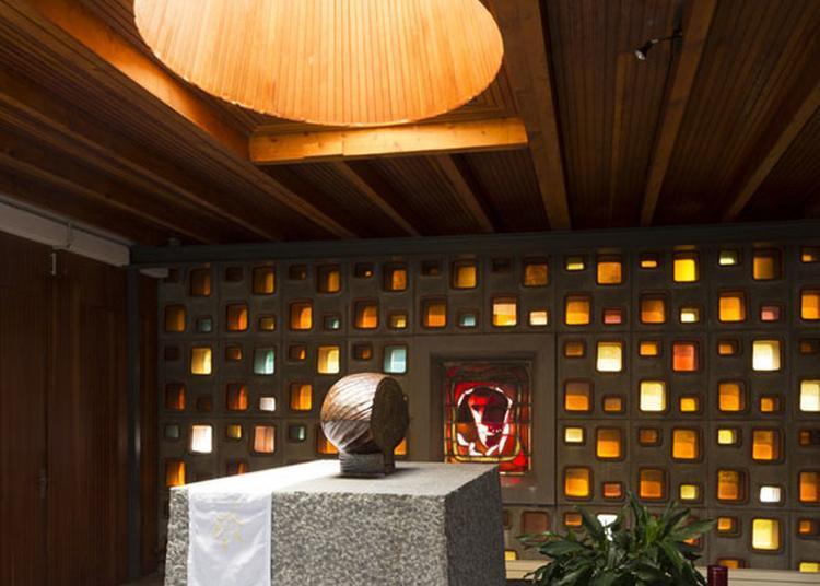 Exposition Patrimoine Sacré : Architecture Religieuse Au Xxe Siècle. à Taninges