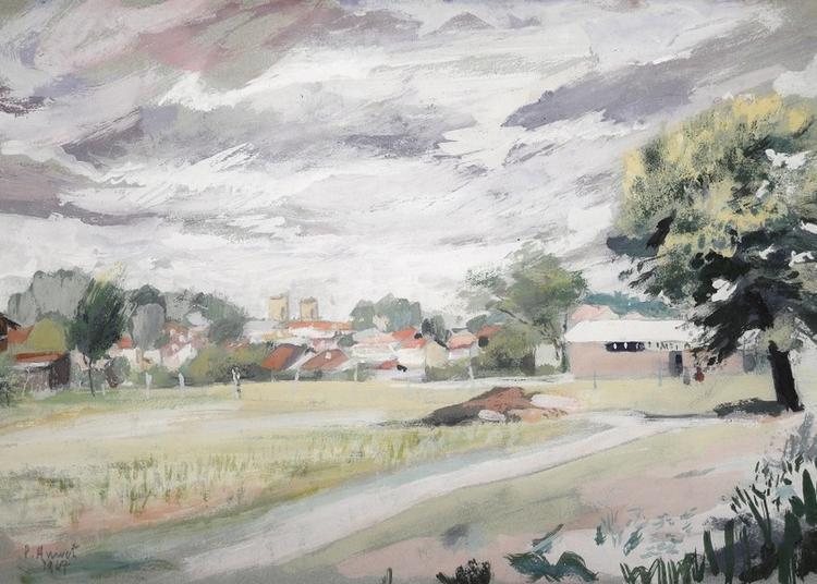 Exposition Paul Arrivets peintre (1903-1987) à Mont de Marsan
