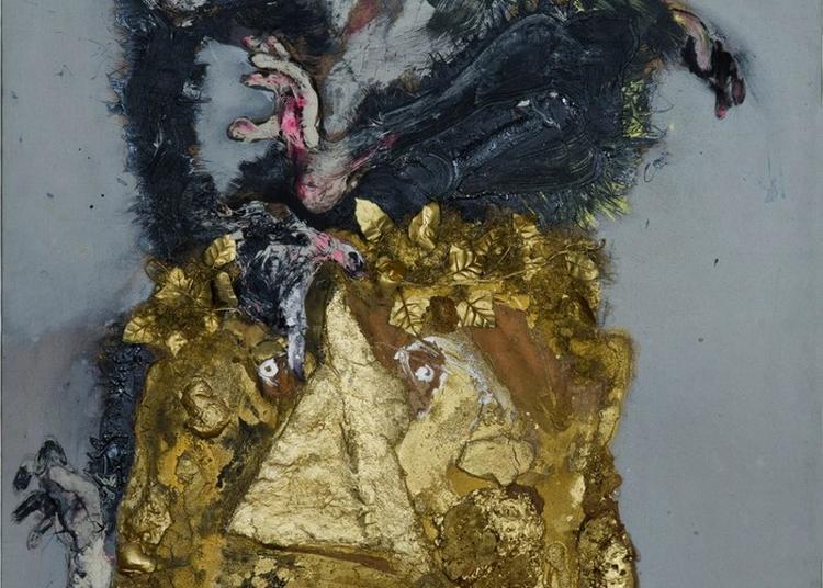 Exposition : Paul Rebeyrolle, 50 Peintures Et Sculptures à Eymoutiers