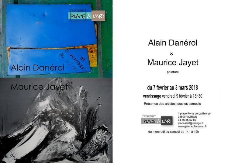 Exposition Peinture à Voiron