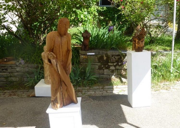 Exposition Peinture Sculpture à La Chapelle Du Village à Quintigny