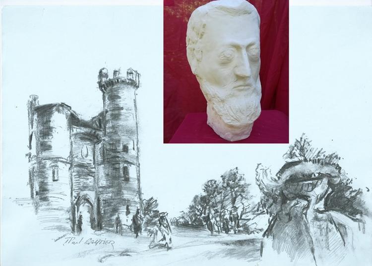 Exposition Peintures Et Sculptures à Bressieux