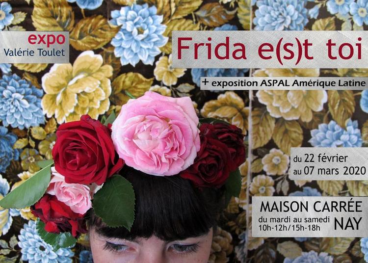 Exposition photo Frida e(s)t toi à Nay Bourdettes