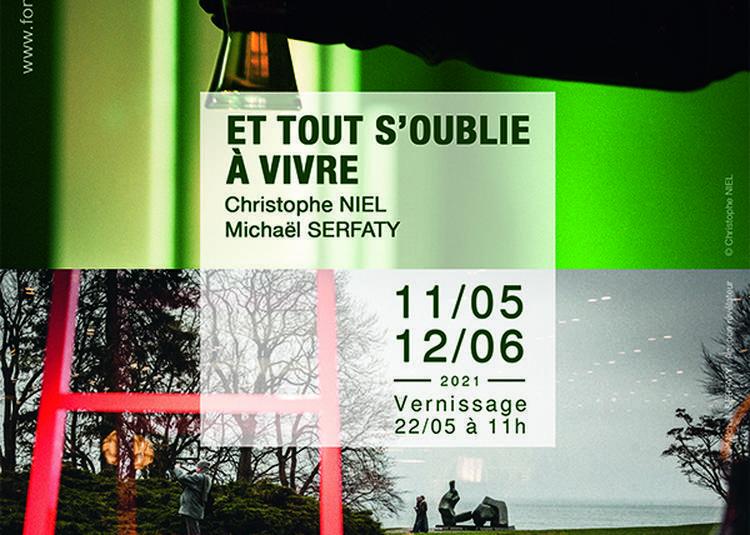Exposition Photo «  Et tout s'oublie à vivre... » à Aix en Provence