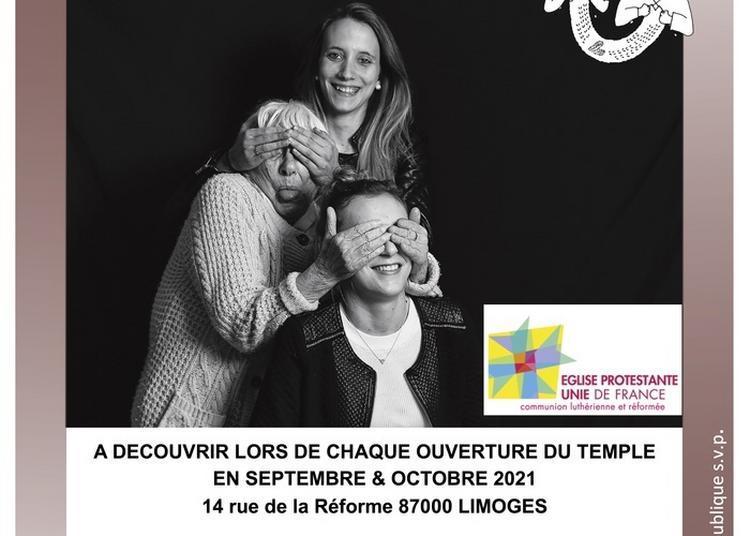 Exposition Photo « L'intergénérationnel : Une Fraternité Sans âge ! » à Limoges