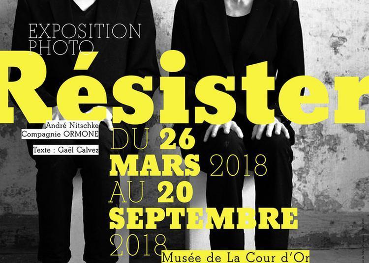 Exposition-photo Résister à Metz