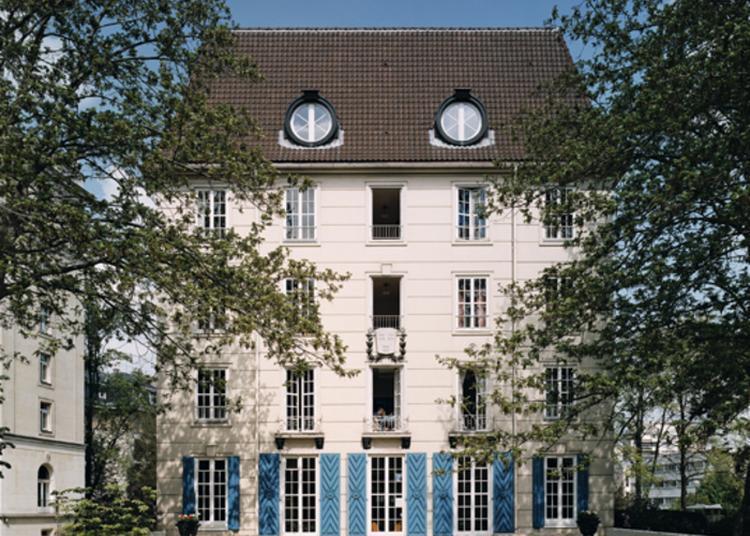 Exposition Photo Sur L'histoire De La Maison Des étudiants Suédois à Paris 14ème