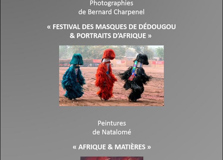 Exposition photographies et peintures à Chatelaillon Plage