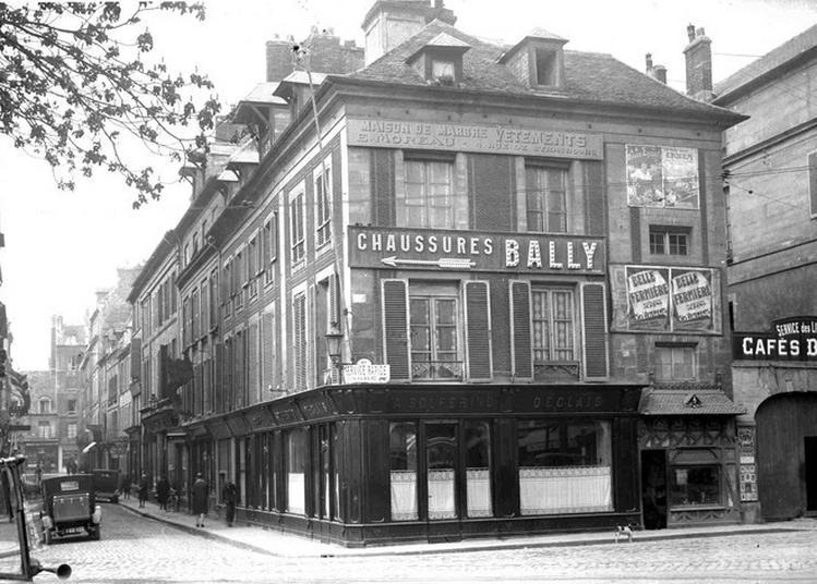 Exposition Photographique  Balades Dans Le Calvados Avec Robert Delassalle, Des Années 20 Aux Années 30. à Caen