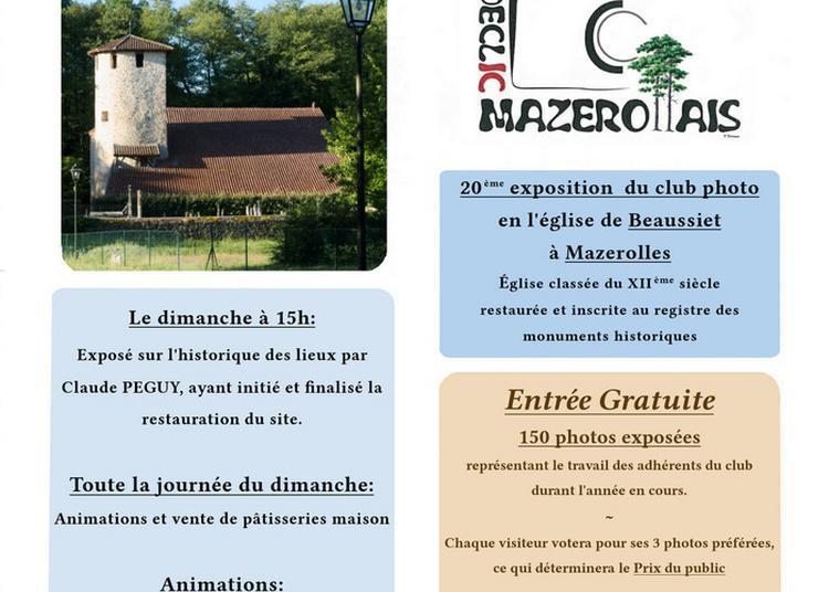 Exposition Photos Déclic Mazerollais à Mazerolles