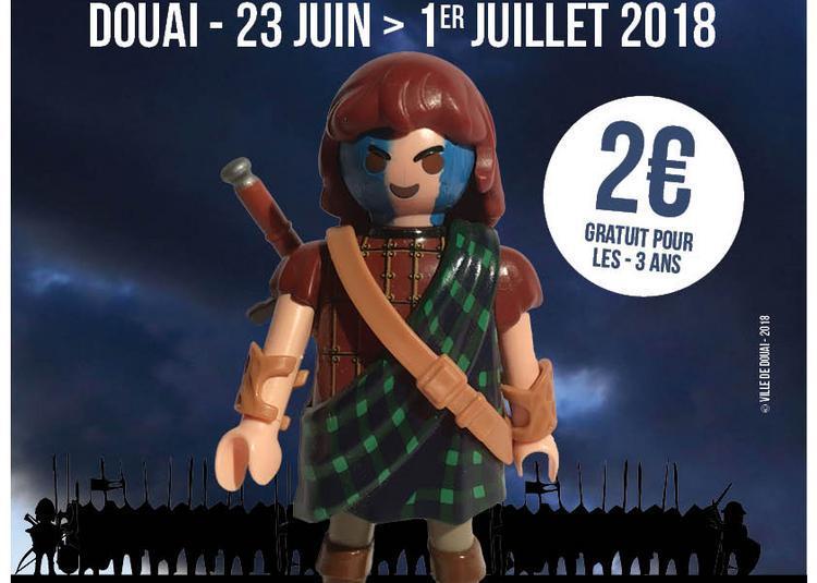 Exposition Playmobil à Douai