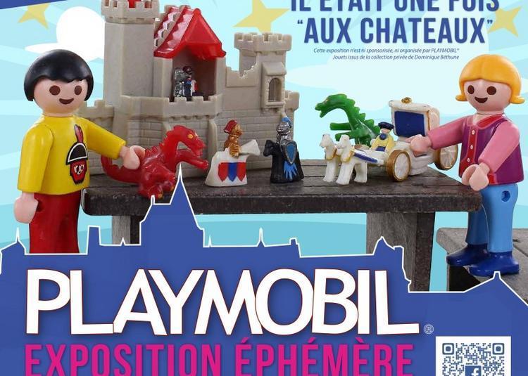 Playmobil à Vernou sur Brenne