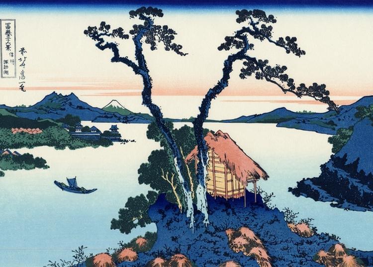 Exposition Plein Air : Hokusai Et Hiroshige, Un Monde De Papier à Auxerre