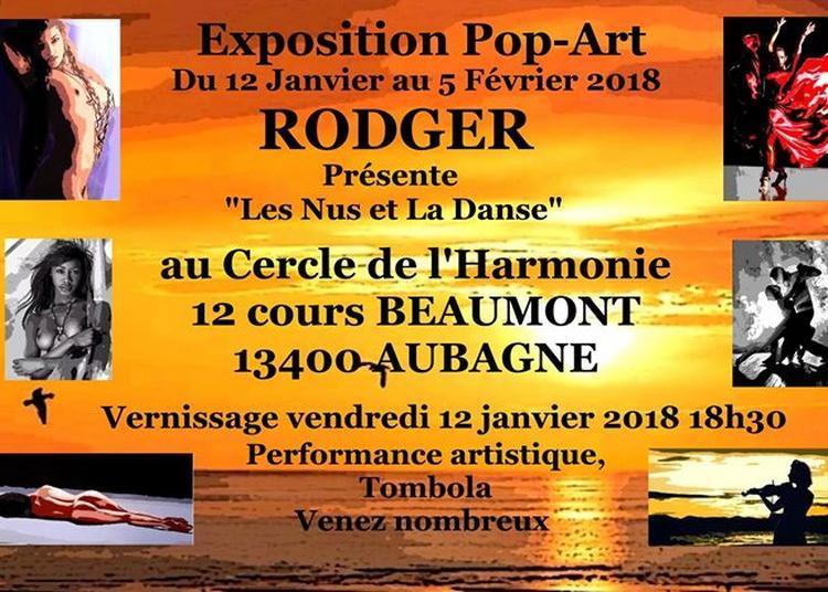 Exposition Pop-Art à Aubagne
