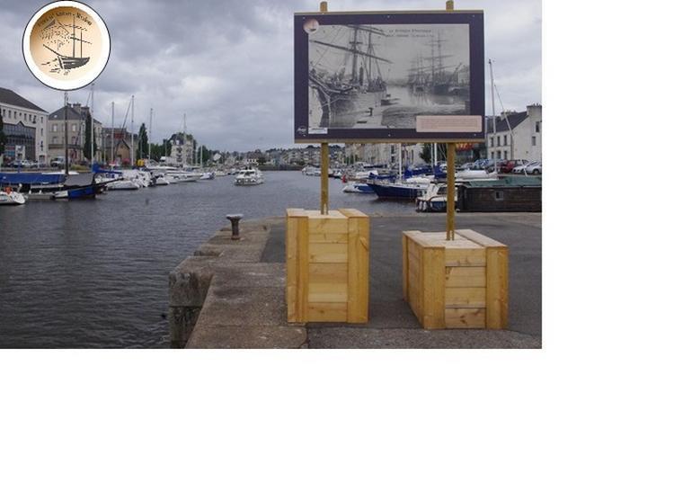 Exposition Port D'antan à Redon