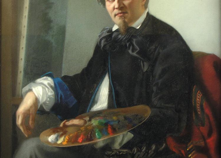 Exposition Portraits D'artistes à Toulouse