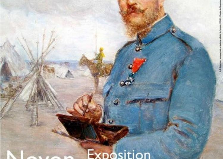 Exposition Portraits D'hommes Pendant La Grande Guerre. Joseph-félix Bouchor (1853-1937) à Noyon