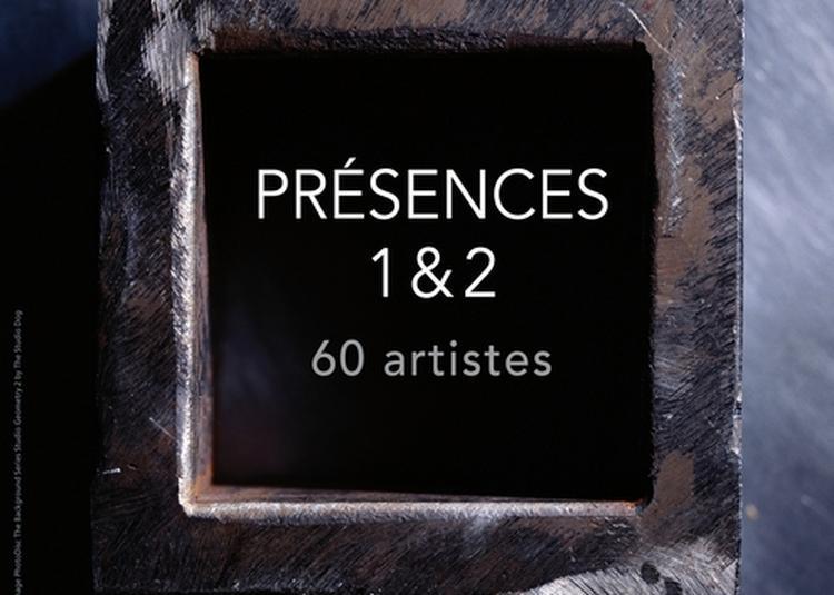 Exposition « Présences » d'Itinéraires-art contemporain à Paris 17ème