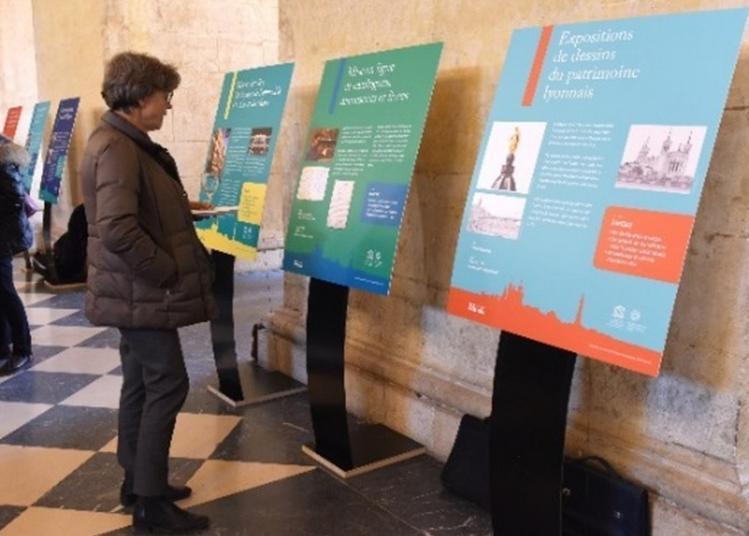 Exposition Prix  Citoyens Du Patrimoine Annie Et Régis Neyret  - Edition 2021 à Lyon