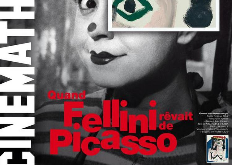Exposition Quand Fellini Rêvait De Picasso à Paris 12ème