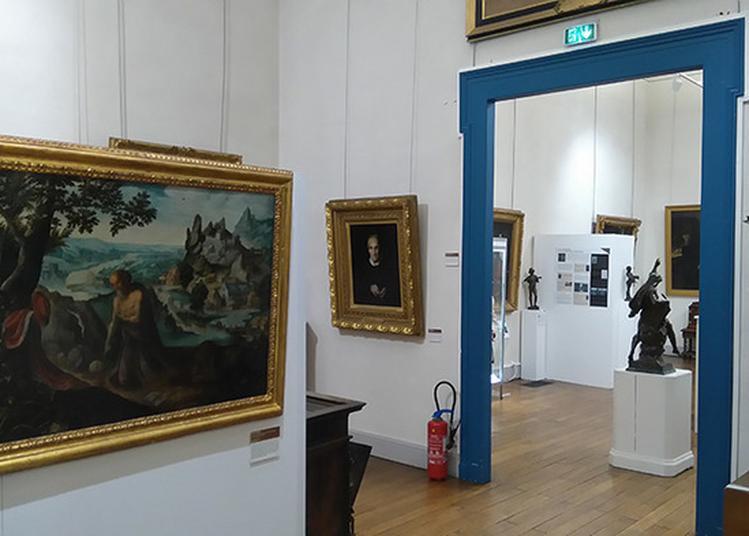 Exposition Retour D'italie à Laon