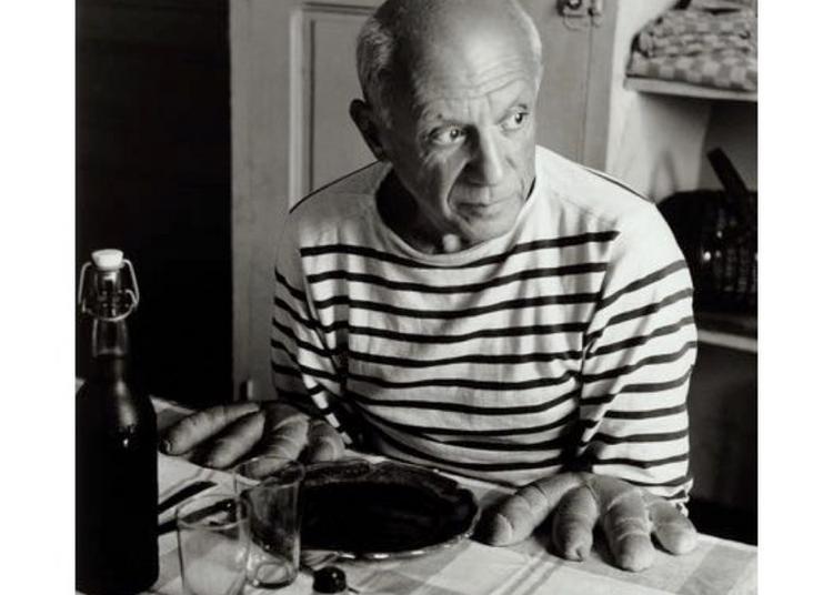 Exposition Robert Doisneau - Portraits D'artistes Et Vues De Lyon Au Musée Jean Couty
