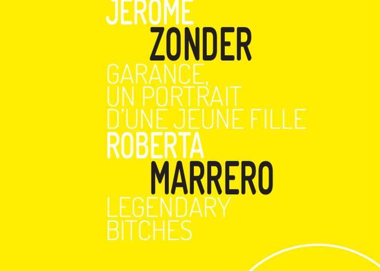 Roberta Marrero - Jérôme Zonder à Bourges