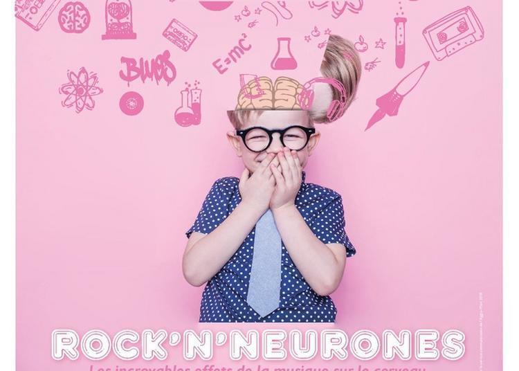 Exposition Rock'n'neurones : Les Incroyables Effets De La Musique Sur Le Cerveau. à Saint Julien