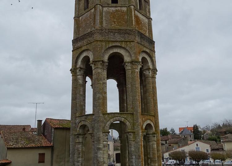 Exposition Sculptures Romanes En Pays Civraisien : Entre Religieux Et Imaginaire à Charroux