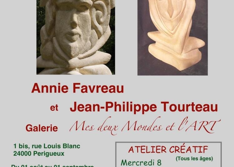 Sculptures sur Pierres à Perigueux