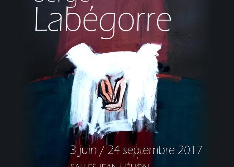 Exposition Serge Labégorre à Issoire