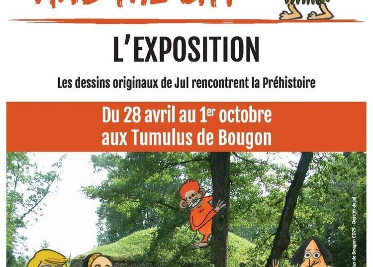 Exposition Silex, The Tumulus And The City à Bougon
