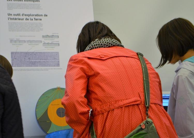 Exposition Sismo Strasbourg - Un Observatoire Pour La Terre