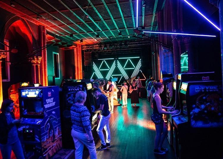 Exposition Summer Of Arcade à Metz