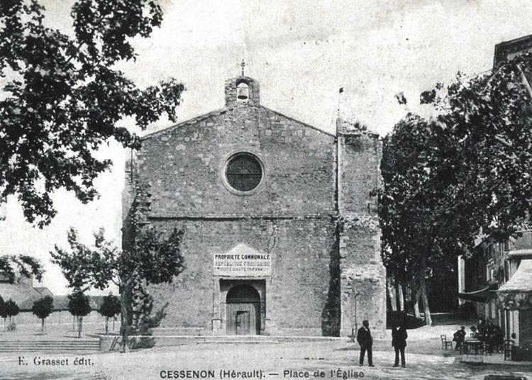 Exposition Sur L'histoire De L'église Saint-pierre-saint-paul à Cessenon sur Orb