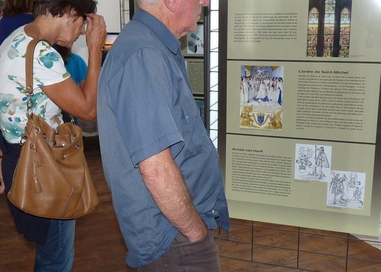 Exposition Sur L'histoire De La Commune à Saint Pierre Langers