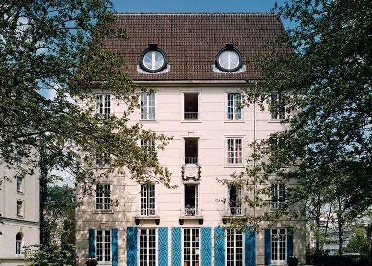 Exposition Sur L'histoire De La Maison De La Suède à Paris 14ème