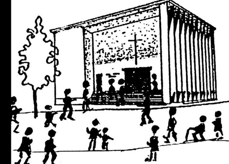 Exposition Sur L'histoire Du Temple De Caen Et Concerts