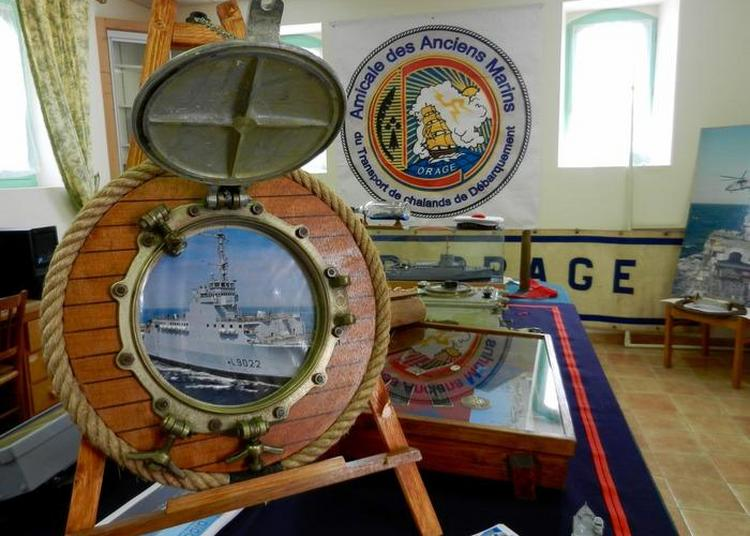 Exposition Sur Le Tcd Orage (1967-2007), Ancien Bâtiment De La Marine Nationale à La Lande Chasles