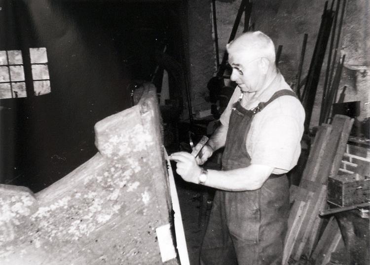 Exposition Sur Les Anciens Métiers à Passay, à La Maison Des Pêcheurs Du Lac De Grand Lieu à La Chevroliere