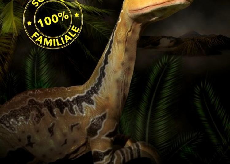 Exposition sur les dinosaures à Pornic
