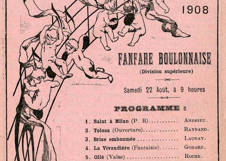 Exposition Sur Les Divertissements Artistiques Des Boulonnais à Boulogne Billancourt