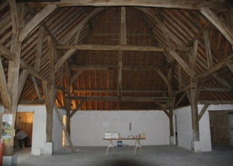 Exposition Sur Les étapes De La Restauration Du Site à Montoire sur le Loir