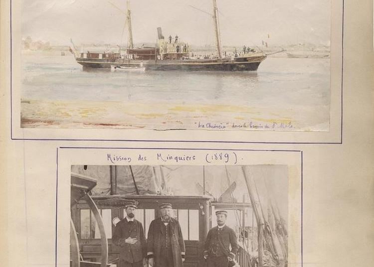 Exposition / Sur Les Traces D'un Ingénieur Hydrographe Hors Du Commun ! à Brest