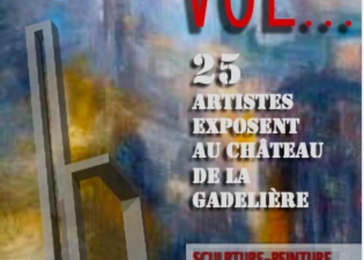 Exposition Survol Organisée Par L'association Art Et Clochers à Beauche