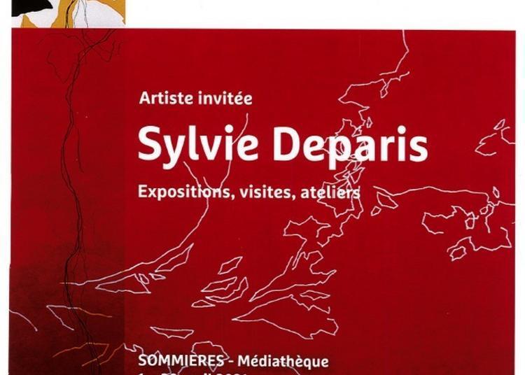 Exposition Sylvie Deparis Livres D'artistes à Tirage Limité à Pont saint Esprit