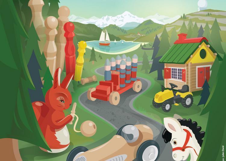 Exposition Temporaire à Moirans en Montagne