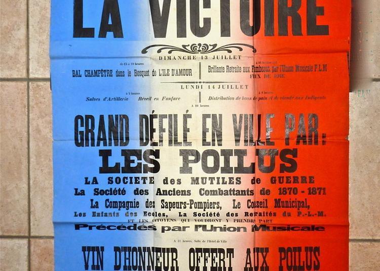 Exposition Temporaire : Centenaire De 1918. à Langeac
