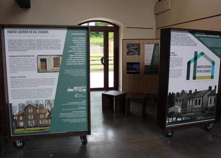 Exposition Temporaire - Habitat Ouvrier En Val D'aubois à La Guerche sur l'Aubois